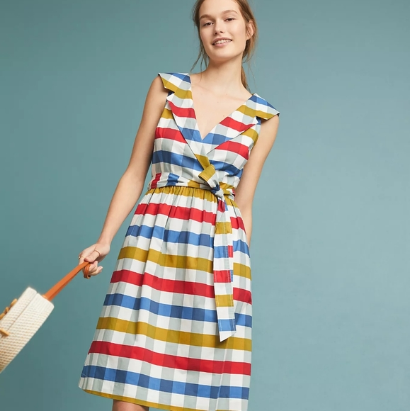 Anthropologie Dresses & Skirts - NWOT MAEVE × ANTHROPOLOGIE CRICKET CLUB DRESS